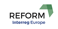 REFORM Interreg Europe Logo