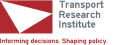 Logo Napier University Transport Research Institute